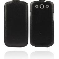 Twins Flip für Samsung Galaxy S3, schwarz