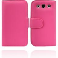Twins Premium BookFlip für Samsung Galaxy S3, pink