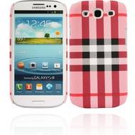Twins Wide Taste für Samsung Galaxy S3, rot-pink
