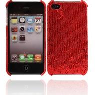 Twins Disco für iPhone 4/ 4S, rot