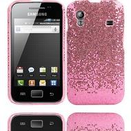 Twins Disco für Samsung S5830 Galaxy Ace, rosa