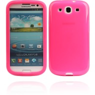 Twins Bright Protect für Samsung Galaxy S3, pink