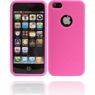 Twins Sili Swirl für iPhone 5/ 5S/ SE, pink