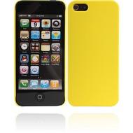 Twins Shield Matte für iPhone 5/ 5S/ SE, gelb
