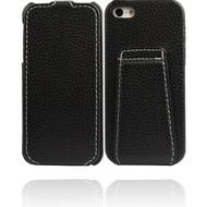 Twins Flip Stand für iPhone 5/ 5S/ SE, schwarz