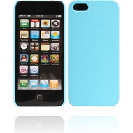 Twins Shield Mesh für iPhone 5/ 5S/ SE, hellblau