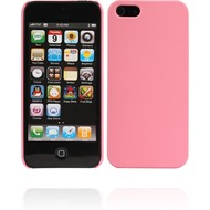 Twins Shield Mesh für iPhone 5/ 5S/ SE, rosa