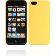 Twins Shield Mesh für iPhone 5/ 5S/ SE, gelb