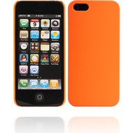 Twins Shield Mesh für iPhone 5/ 5S/ SE, orange