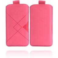 Twins Pouch für iPhone 5/ 5S/ SE, pink