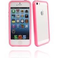 Twins Color Bumper für iPhone 5/ 5S/ SE, pink