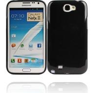 Twins Bright Sparkle für Samsung Galaxy Note 2, schwarz