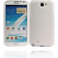 Twins Bright Sparkle für Samsung Galaxy Note 2, weiß