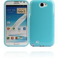 Twins Bright Sparkle für Samsung Galaxy Note 2, blau