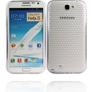 Twins Bright Diamond für Samsung Galaxy Note 2, transparent