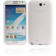 Twins Bright für Samsung Galaxy Note 2, weiß