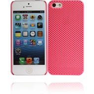Twins Perforated für iPhone 5/ 5S/ SE, rosa
