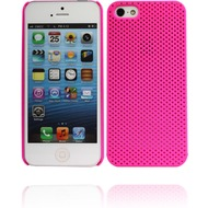 Twins Perforated für iPhone 5/ 5S/ SE, pink