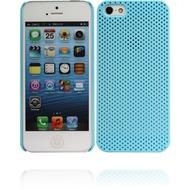 Twins Perforated für iPhone 5/ 5S/ SE, hellblau