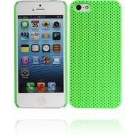 Twins Perforated für iPhone 5/ 5S/ SE, grün