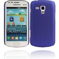 Twins Shield Matte für Samsung S7562 Galaxy S DUOS, blau