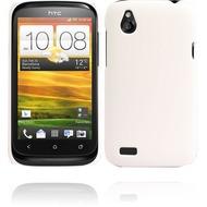 Twins Shield Matte für HTC Desire X, weiß