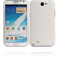 Twins Shield Matte für Samsung Galaxy Note 2, weiß