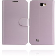 Twins BookFlip Shine für Samsung Galaxy Note 2, lila