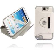 Twins Folio Stand 360 für Samsung Galaxy Note 2, weiß