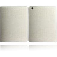Twins Croco Folio iPad 4, weiß
