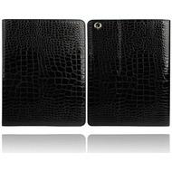 Twins Croco Folio iPad 4, schwarz
