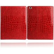 Twins Croco Folio iPad 4, rot