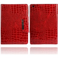 Twins BookFlip Croco für iPad mini, rot