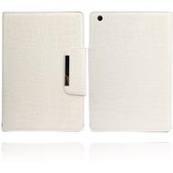 Twins BookFlip Croco für iPad mini, weiß