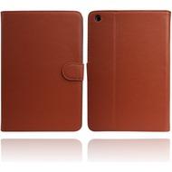 Twins BookFlip Leather für iPad mini, braun