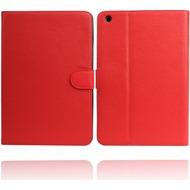 Twins BookFlip Leather für iPad mini, rot