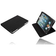 Twins BookFlip Leather für iPad mini, schwarz