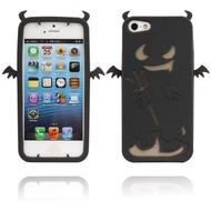 Twins Devil 2 für iPhone 5/ 5S/ SE, schwarz