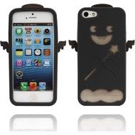 Twins Angel für iPhone 5/ 5S/ SE, schwarz