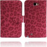 Twins Wild BookFlip Pro für Samsung Galaxy Note 2, pink