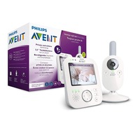 Philips AVENT Video-Babyphone SCD843/ 26