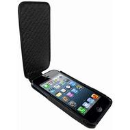 Piel Frama iMagnum Echtledertasche für Apple iPhone 5, schwarz