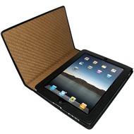 Piel Frama Ledertasche schwarz für Apple iPad