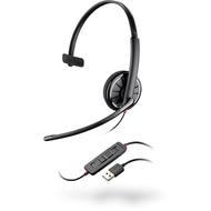 Plantronics Blackwire 310-M USB Monaural, anthrazit