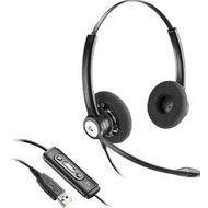 Plantronics Entera USB binaural (HW121N-M) Noise Cancelling