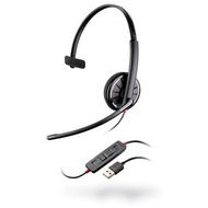 Plantronics Headset Blackwire C310-M monaural USB