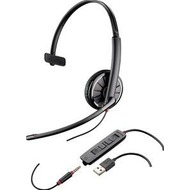 Plantronics Headset Blackwire C315.1 UC monaural USB & 3,5 mm