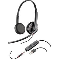 Plantronics Headset Blackwire C325.1 UC binaural USB & 3,5 mm