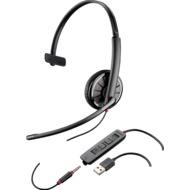 Plantronics Headset Blackwire USB C315.1 monaural (UC)