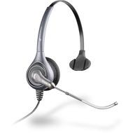 Plantronics HW351 SupraPlus Silver Wideband Monaural Voice Tube